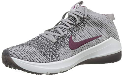 half off 2b47f a53d0 Nike Women s W Air Zoom Fearless Fk 2 Gymnastics Shoes Atmosphere Grey True  Berry