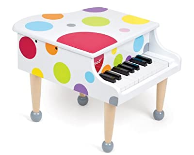 Janod J07627 - Piano de juguete por JANOD