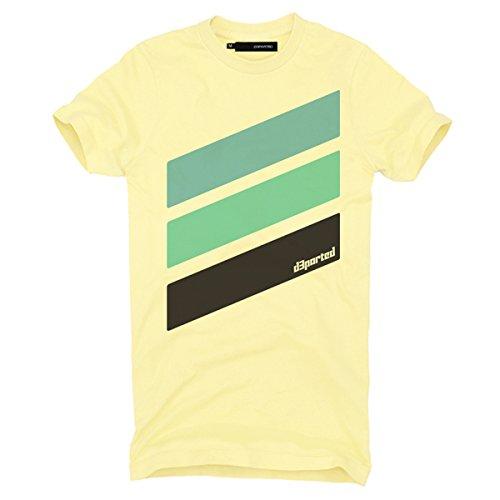 "DEPARTED Fashion Shirt ""3393-080"" Gelb"