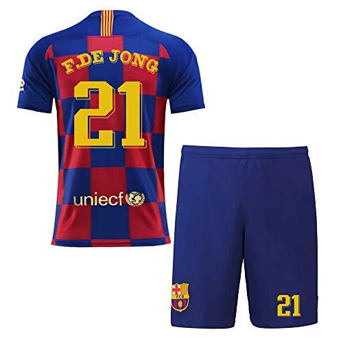 Estrella con el Mismo párrafo Club de fútbol 2019-2020 (Local y visitante) Jersey Set Camiseta Shorts Calcetines Niño Adulto Adolescente Nombre y número Personalizables