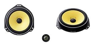 Pioneer TS-Q172C 2-Way Separate Custom Fit