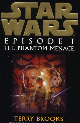 Cover of Star Wars Episode 1: Phantom Menace