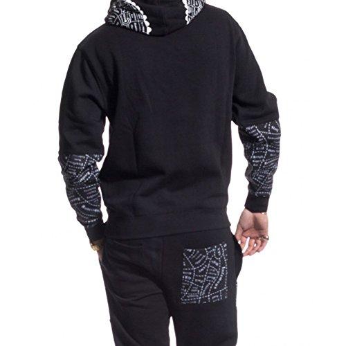 Grimey Wear - Pull - Homme Noir