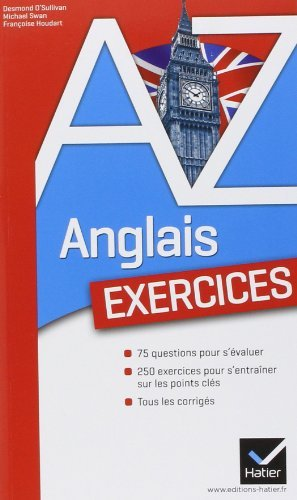 Anglais : Les exercices de Desmond O'Sullivan (28 septembre 2011) Broch