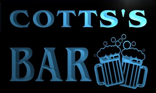 w064412-b-cotts-name-home-bar-pub-beer-mugs-cheers-neon-light-sign