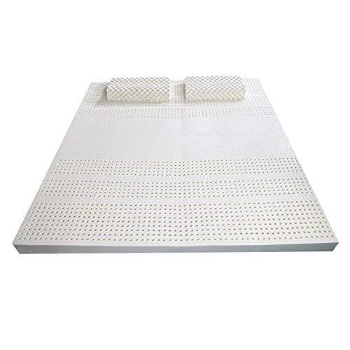 WYL Natural Latex Matratze Simmons Latex Tatami Massage Doppelbett Mat -