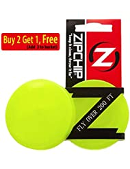 Ators Zip Chip Frisbee Mini Pocket Flessibile Soft Nuovo Spin in Catching Game Flying Disc 2 PCS