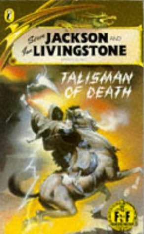 Talisman of Death: Fighting Fantasy Gamebook 11 (Puffin Adventure Gamebooks)