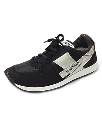 Goldstar Nepal Sports Shoe (11, Black)