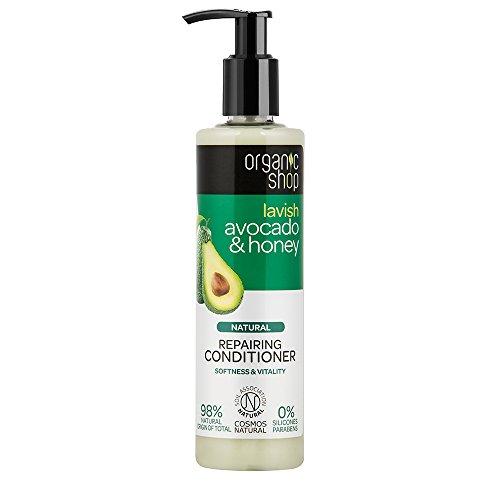 Scheda dettagliata Organic Shop Balsamo Ristrutturante Avocado & Honey - 280ml