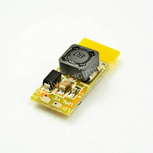 q-baihe 445Nm 447Nm 450Nm 1W 1.4W 1,6W Laser Diode Festplatte/Treiber 3,7V-9X 20