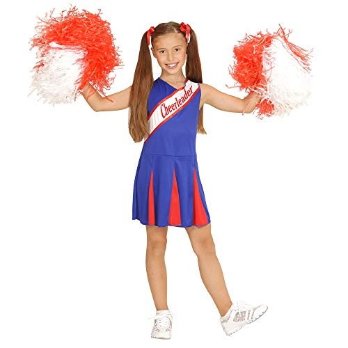 Kostüm Cheerleader Kind - Widmann Kinderkostüm Cheerleader