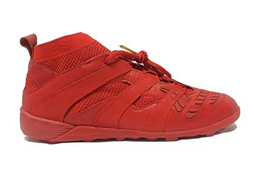 adidas David Beckham DB Accelerator TF Men's Turf Shoes (10.5, Real Red)