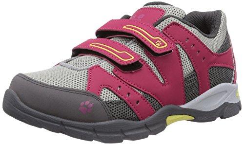 Jack Wolfskin Volcano Vc Low G, Chaussures de randonnée fille