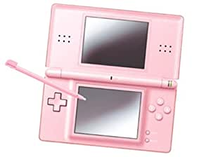 Nintendo Ds Lite Handheld Console Pink Amazon Co Uk Pc
