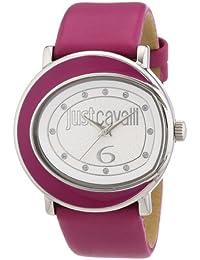 Just Cavalli Damen-Armbanduhr Lac Analog Leder R7251186503