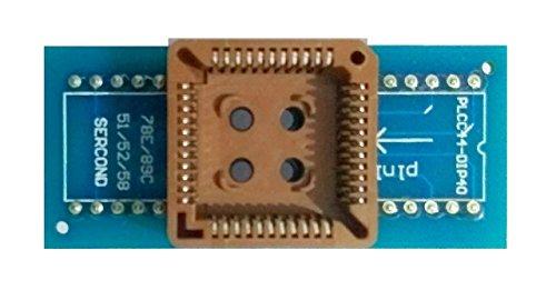 PLCC44 Adapter for TL866II Plus TL866A TL866CS TOP2013 Programmmers