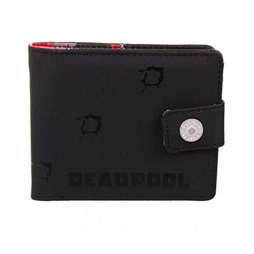 Marvel Deadpool Gunshot Wallet
