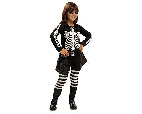 Imagen de my other me  disfraz de esqueleto, para niña de 10 12 años viving costumes mom00100
