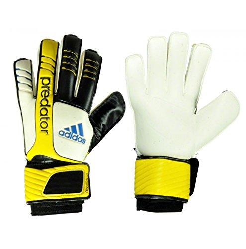Adidas Torwart Handschuhe Pro Predator (Adidas Predator Fingersave Replique Torwarthandschuhe Größe 9)
