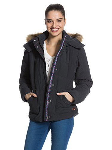 roxy-under-winter-blouson-manches-longues-femme-gris-phantom-fr-36-taille-fabricant-s