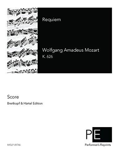 Requiem por Wolfgang Amadeus Mozart