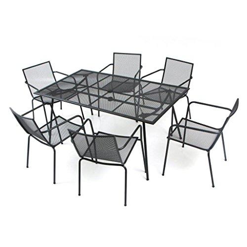 tavolo-pranzo-struttura-ferro-verniciata-polvere-epossidica-antracite-160x90