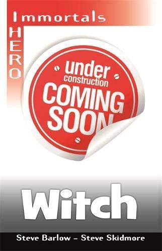Witch (EDGE: I HERO: Immortals Book 13) (English Edition)