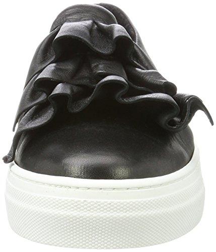 North Star 5146135, Sneaker a Collo Basso Donna Nero
