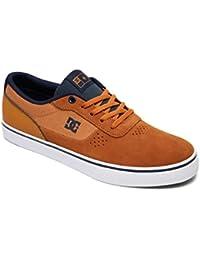 DC Shoes - Zapatillas de Deporte de Otra Piel Hombre