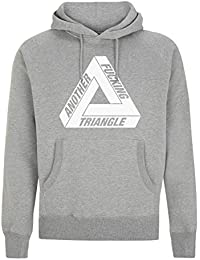 Another F cking hipster Triangle Capuche en gris - Skater Palace Barbu hipster haters