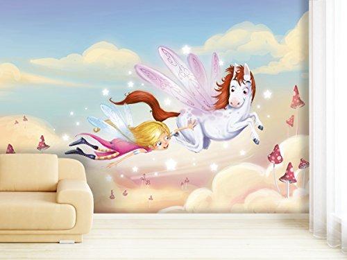 Fototapete Horse Dream - weitere Größen und Materialien wählbar - DEUTSCHE PROFI QUALITÄT von Trendwände