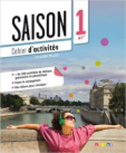 Saison: Cahier d'activites (A1+) + CD par Jean Giraudoux