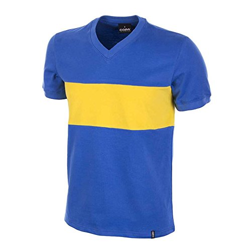 COPA - Boca Juniors Retro Trikot 60er Jahre -