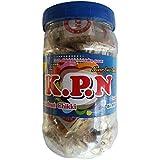 KPN Kovilpatti Kadalai Mittai Chikki Candy 75 Pieces Jar (725 gm)