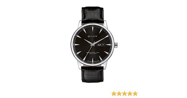 Xl Leder Gant Quarz Analog Herren Armbanduhr W10701 zpUqSMVG