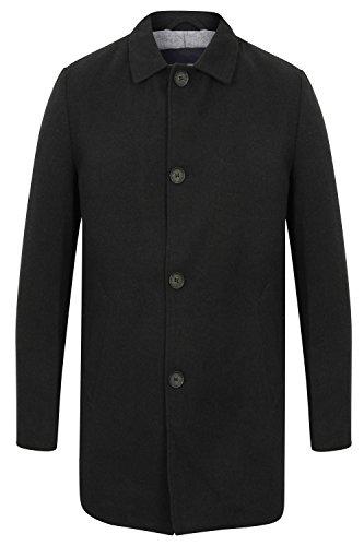 Tokyo Laundry Mens Wool Mix Melton Jacket/Coat Abdale'