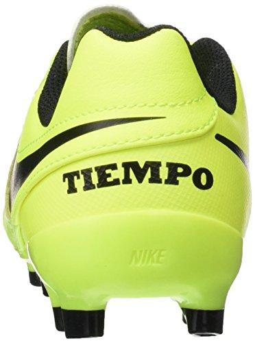 Nike Unisex-Kinder Tiempo Legend Vi Fg Fußballschuhe Grün (Volt / schwarz-Volt)