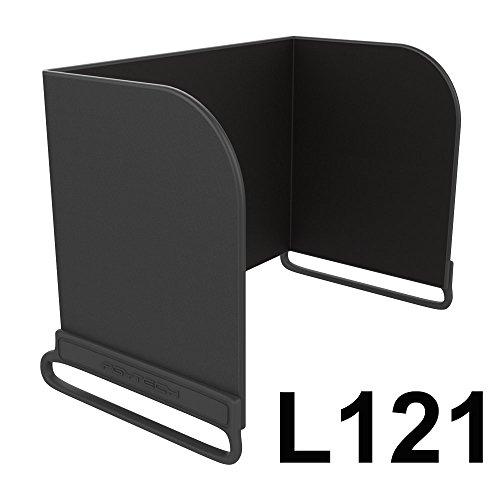 Preisvergleich Produktbild N.ORANIE PGY Fernbedienung Phone Monitor-Sonnenhaube Sonnenschutz-Abdeckungs-Schutz für DJI Mavic Pro /DJI Spark/ Phantom 3/4 / Inspire 1 / OSMO Zubehör (L121 Schwarz)