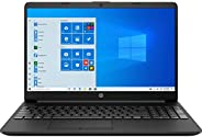 HP 15 Entry Level 15.6-inch (39.62 cms) HD Laptop (AMD 3020e/4GB/1TB HDD/Windows 10 Home/Jet Black/1.74 Kg), 1