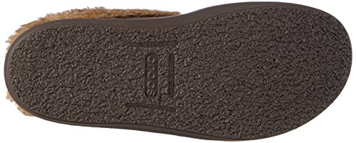 CROCS - MODESSA FURY BOOT - espresso Marrone