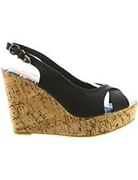 Jumex - Sandalias de vestir para mujer * *
