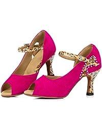 GTVERNH Scarpe da donna/Moda/Colore Scarpe Col Tacco Alto A Raso Le Mance, Hollow Solo Scarpe, Professionale E Di Scarpe Da…