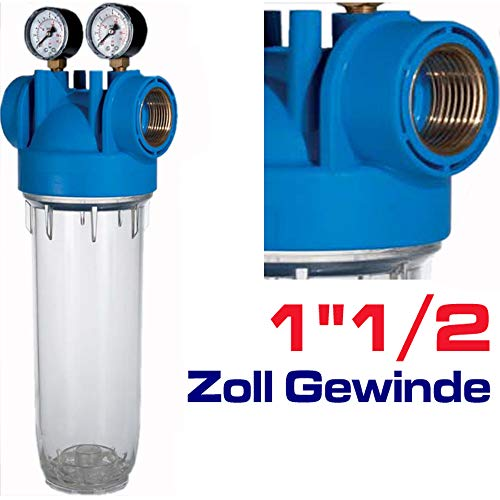 Hauswasserfilter Hauswasserfilter