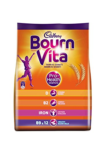 Bournvita Pro-Health Chocolate Drink, 500 gm