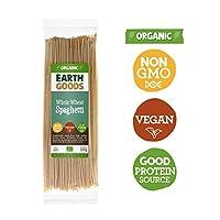 Earth Goods Organic Spaghetti, NON-GMO, Vegan, Good Protein Source, 500 gm