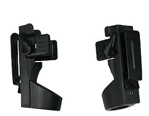 ESP LHU-06-37 Universelles Kunststoffholster mit Metallclip