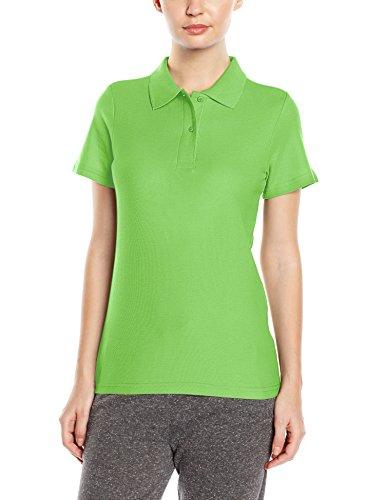 Stedman Apparel Damen Poloshirt Polo/St3100 Grün - Kiwi Green