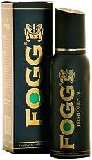 Fogg Fresh Oriental Black Series For Men, 150ml
