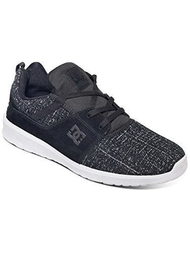 DC Shoes  Heathrow LE, Sneakers basses homme BLACK MARL